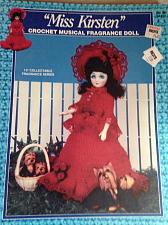 Buy Miss Kirsten Crochet Musical Fragrance Doll