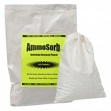 Buy AMMOSORB Reusable Ammonia Odor Eliminator Deodorizer Pouch: Treats 150 Sq. Ft.