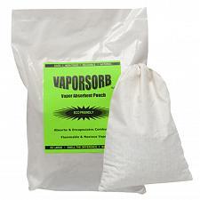 Buy VAPORSORB Reusable Vapor Eliminator Pouch: Rids Solvent & Gas Fumes in 150 Sq. Ft.