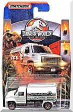 Buy Matchbox - MBX Tanker: Jurassic World Legacy Collection #6/6 (2018) *Target*