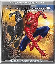 Buy Blu-Ray - Spider-Man 3 (2007) *Kirsten Dunst / Tobey Maguire / Venom / Sandman*