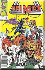 Buy AniMax #1 (1986) *Copper Age / Marvel Comics / Motor Mutants*