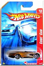Buy Hot Wheels - Xtreemster: Code Car #12/24 - #096/180 (2007) *Gold Edition*