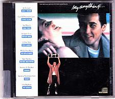 Buy Say Anything by Original Soundtrack CD 1989 - Very Good
