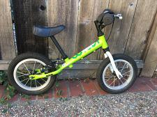 "Buy YEDOO TooToo V1 Balance Bike 12"" in Green"