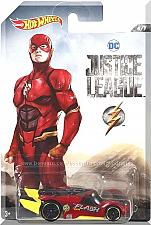 Buy Hot Wheels - RD-09: DC Justice League #4/7 (2017) *The Flash / Walmart*