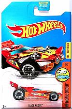 Buy Hot Wheels - Blade Raider: HW Digital Circuit #3/5 (2017) *Red / Treasure Hunt*
