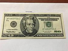 Buy USA United States $20.00 banknote uncirculated Year 1996 #1