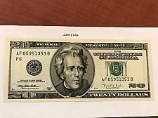 Buy USA United States $20.00 banknote uncirculated Year 1996 #6