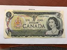 Buy Canada One dollar banknote 1973