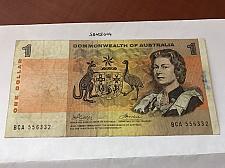 Buy Australia One dollar banknote