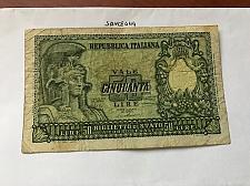 Buy Italy mint banknote 50 lira 1951 a
