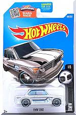 Buy Hot Wheels - BMW 2002: BMW #1/5 - #186/250 (2016) *ZAMAC Edition / Walmart*