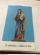 Buy Italy Madonna Ausiliatrice figurine card