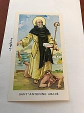 Buy Italy SANT'ANTONINO ABATE figurine card