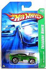 Buy Hot Wheels - '69 Camaro Z28: Treasure Hunts #03/12 - #123/180 (2007) *Green*