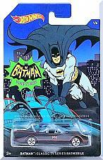 Buy Hot Wheels - Batman: Classic TV Series Batmobile #1/6 (2015) *Walmart Exclusive*