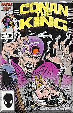 Buy Conan The King #39 (1987) *Copper Age / Marvel Comics / Barbarian*