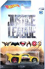 Buy Hot Wheels - Bassline: DC Justice League #7/7 (2017) *Justice League / Walmart*