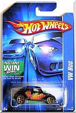 Buy Hot Wheels - VW Bug: 2006 All Stars #197/223 *Black Edition / Instant Win Card*