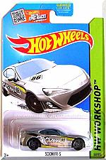Buy Hot Wheels - Scion FR-S: HW Workshop 2015 - HW Drift Race #237/250 *Silver*