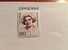 Buy Germany Women 180p mnh 1989 stamps