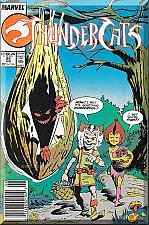 Buy ThunderCats #24 (1988) *Copper Age / Marvel Comics / Duploids / Final Issue*