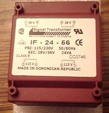 Buy Signal Transformer IF-24-56 Split Bobbin Power Transformer :: FREE Shipping