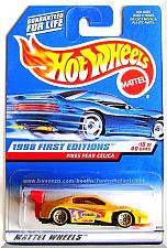 Buy Hot Wheels - Pikes Peak Celica: 1998 First Editions #15/40 - Collector #652