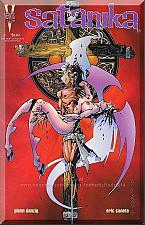 Buy Satanika #4 (1996) *Modern Age / Verotik Comics / Mature Readers / Glen Danzig*
