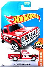 Buy Hot Wheels - 1978 Dodge Li'L Red Express: HW Hot Trucks #9/10 (2017) *Walgreens*