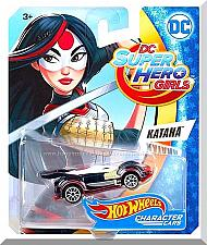 Buy Hot Wheels - Katana: DC Super Hero Girls (2017) *DC Comics Character Car*