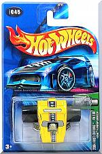 Buy Hot Wheels - Fatbax Plymouth Barracuda: 2004 First Editions #45/100 *Yellow*