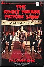 Buy The Rocky Horror Picture Show: The Comic Book #1 (1990) *Copper Age / Caliber*