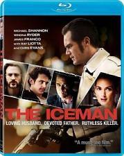 Buy the iceman.... blu-ray