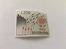 Buy San Marino Europa 1962 mnh #3 stamps
