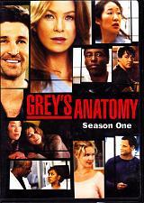 Buy Greys Anatomy - Season 1 DVD 2006, 2-Disc Set - Very Good