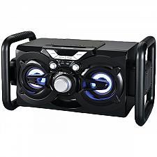 Buy sylvania bluetooth speaker- built-in led speaker backlight