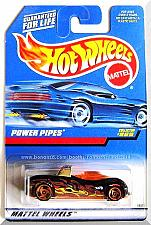 Buy Hot Wheels - Power Pipes: Collector #869 (1998) *Black Edition*