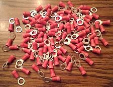 Buy Lots of 100: Molex 0190710150 Ring Tongue Terminal 8AWG