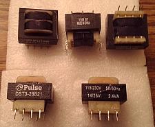 Buy Lots of 5: Pulse Electronics DST3-28B21 Laminated 2.4VA Thru Hole :: FREE Shipping