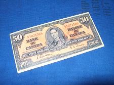 Buy 50 dollars 1937 CANADA,copy,reproduction