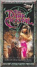 Buy VHS - The Dark Crystal (1982) *Jim Henson / Gelflings / Skeksis / Landstriders*