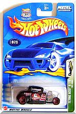 Buy Hot Wheels - '32 Ford: Flying Aces II #1/5 - Collector #075 (2003) *Black*