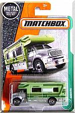 Buy Matchbox - MBX-RV: MBX Explorers #82/125 (2017) *Green Edition / Metal Parts*