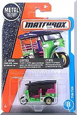 Buy Matchbox - Tuk-Tuk: MBX Adventure City #6/125 (2017) *Green Edition*
