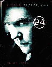 Buy 24 - Complete 3rd Season DVD 2009, 7-Disc Set - Very Good