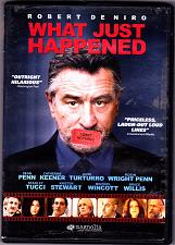 Buy What Just Happened? DVD 2009 - Good