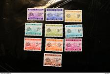 Buy Guernsey ten original values Postage Dues Stamps MNH 1977 Cat $2.70