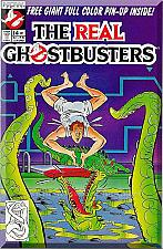 Buy The Real Ghostbusters #14 (1989) *Copper Age / Now Comics / Free Pin-Up Inside*